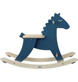 Vilac Rocking Horse, Dark Blue