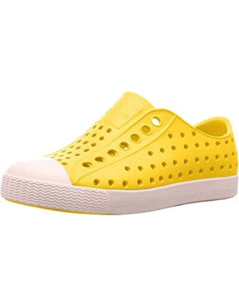 Native Crayon Yellow Jefferson Shoes