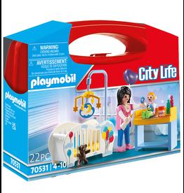 Playmobil Nursery Carry Case
