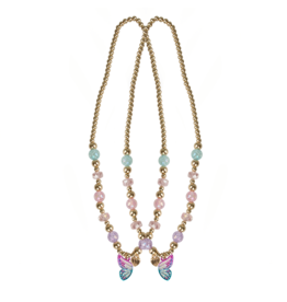 Great Pretenders Butterfly Wishes B.F.F.  Necklaces