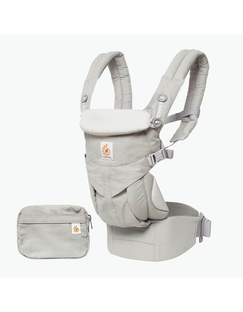 Omni 360 Baby Carrier All-In-One Pearl Grey