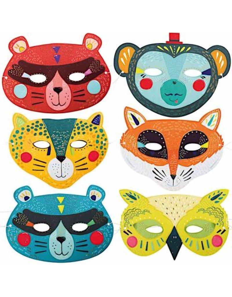 Broc' & Rolls - Masks (Set of 6)