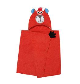 Zoocchini Zoocchini Hooded Bosley Bear Towel