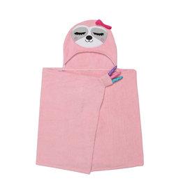 Zoocchini Zoocchini Hooded Sadie Sloth Towel