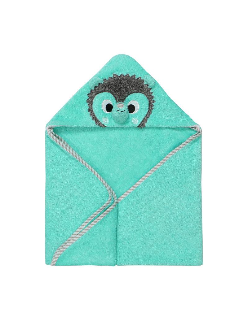 Zoocchini Zoocchini Baby Harriet Hedgehog Hooded Towel