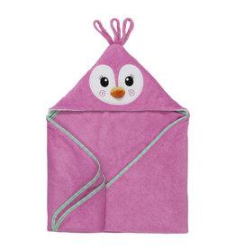Zoocchini Zoocchini Baby Penny Penguin  Hooded Towel