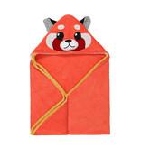 Zoocchini Zoocchini Baby Remi Red Panda Hooded Towel