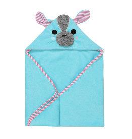 Zoocchini Zoocchini Baby Yoko Yorkie Hooded Towel