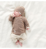 Noppies Basics Knit Organic Pino Cardigan Taupe