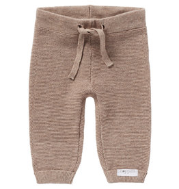 Noppies Basics Organic Knit Grover Pants - Taupe