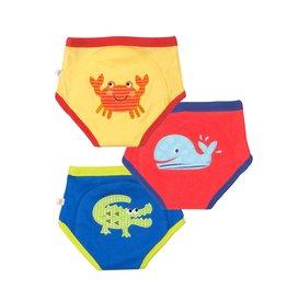 Zoocchini Ocean Organic Training Pants