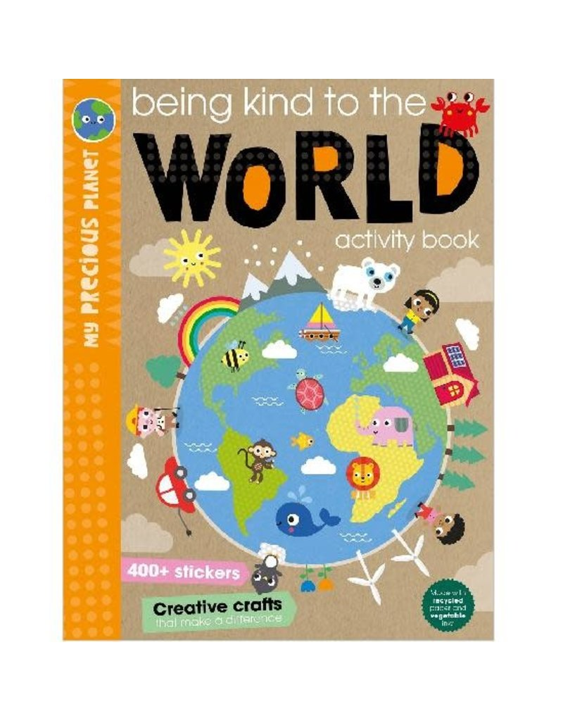 Being Kind To the World Activity Book