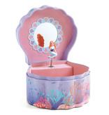 Djeco Music Jewelry Box - Enchanted Mermaid