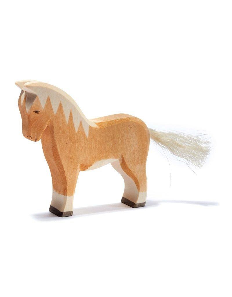 Ostheimer Wooden Toys Horse - Haflinger