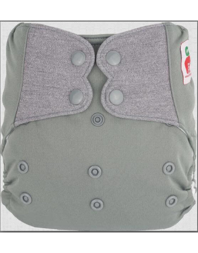 All-in-One Diaper - Grey