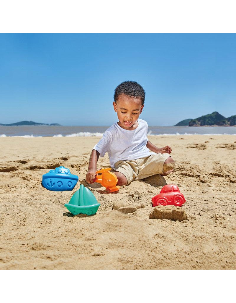 Hape Toys Travel Sand Mold Set