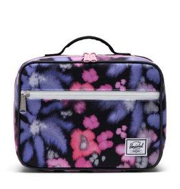 Herschel Pop Quiz Lunch Box - Blurry Floral