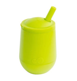 ezpz Mini Cup + Straw Training System in Lime