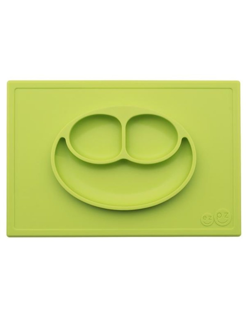 ezpz Lime Happy Mat
