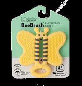 Tooth Brush Teether - Bee Brush