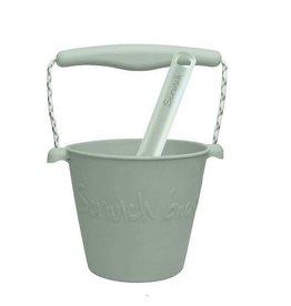 Scrunch Bucket and Spade, Sage