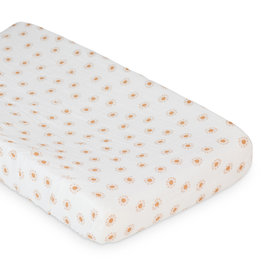 Lulujo Change Pad Cover - Suns