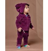 Tea Collection Bunny Baby Zip Hoodie