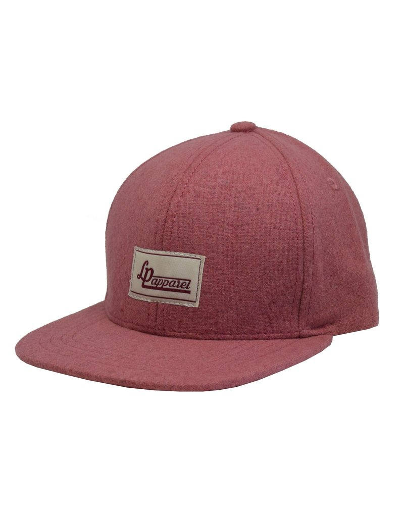L&P Apparel Pink Seattle Baseball Hat