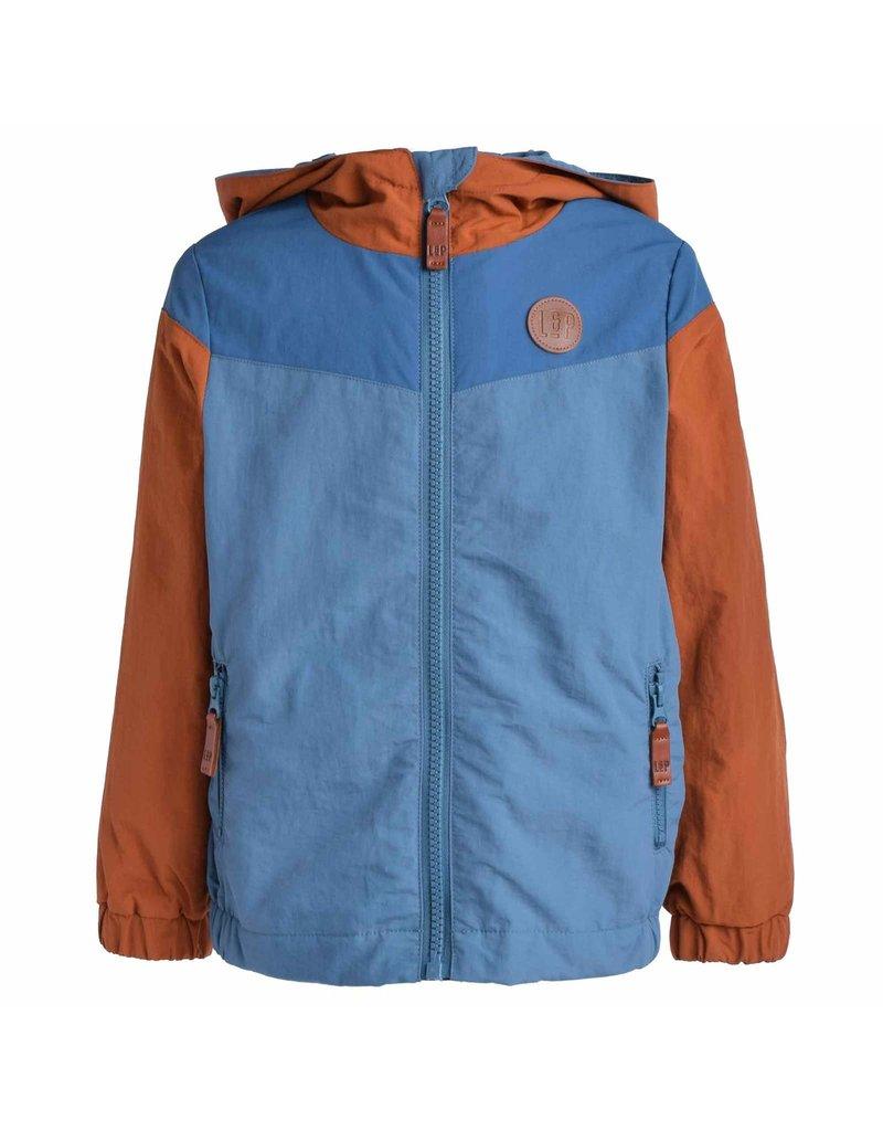L&P Apparel Ocean Blue Polar Lined Jacket