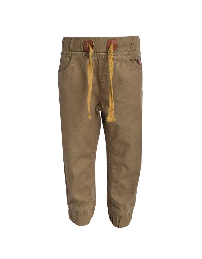 L&P Apparel Olive Jogger Pants
