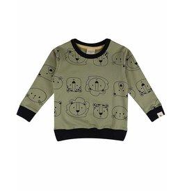 Turtledove London Cub Face Sweatshirt
