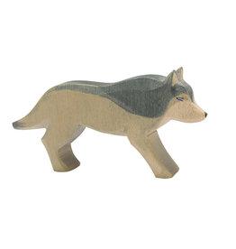 Ostheimer Wooden Toys Wolf Running
