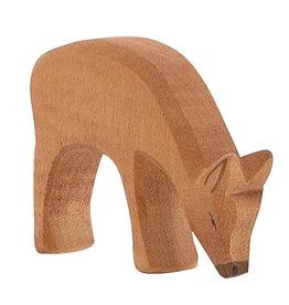 Ostheimer Wooden Toys Red Deer Eating