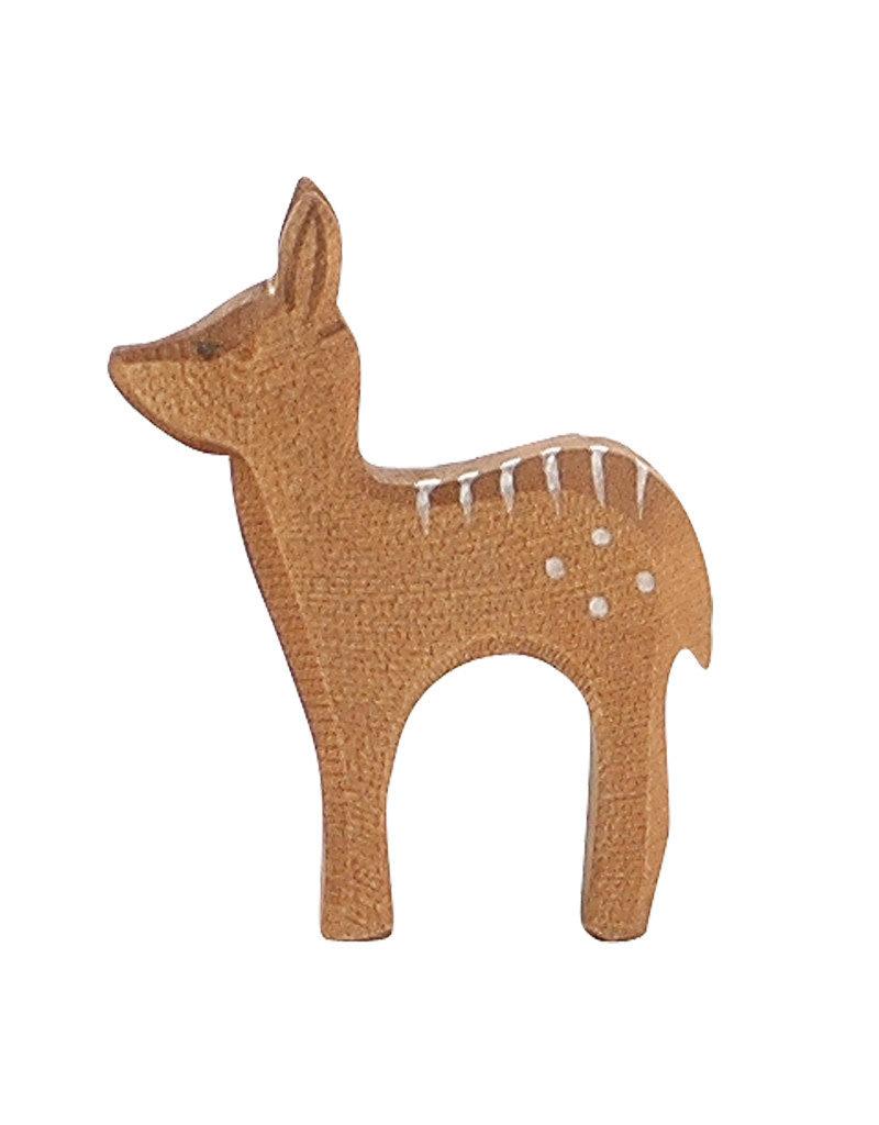 Ostheimer Wooden Toys Fawn Standing