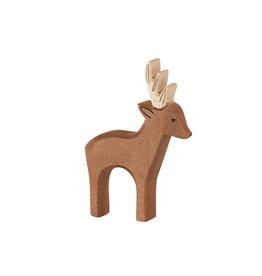 Ostheimer Wooden Toys Deer Male (Buck)