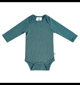 Kyte Baby Emerald Bamboo LS Bodysuit