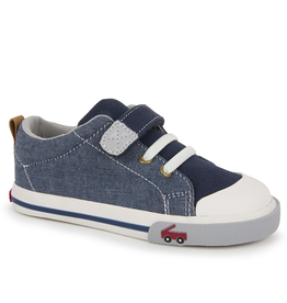 See Kai Run Chambray Stevie II Sneakers