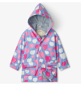 Hatley Stamped Apples Raincoat