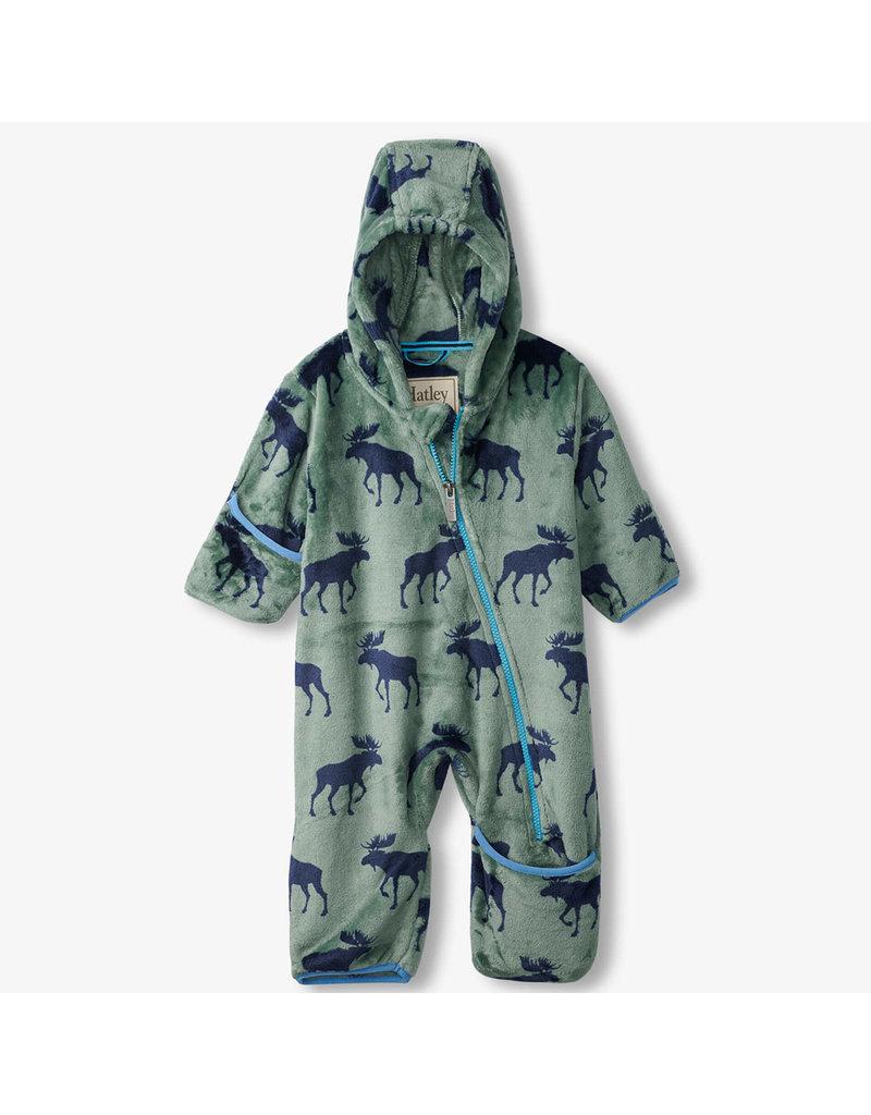 Hatley Forest Moose Baby Bundler