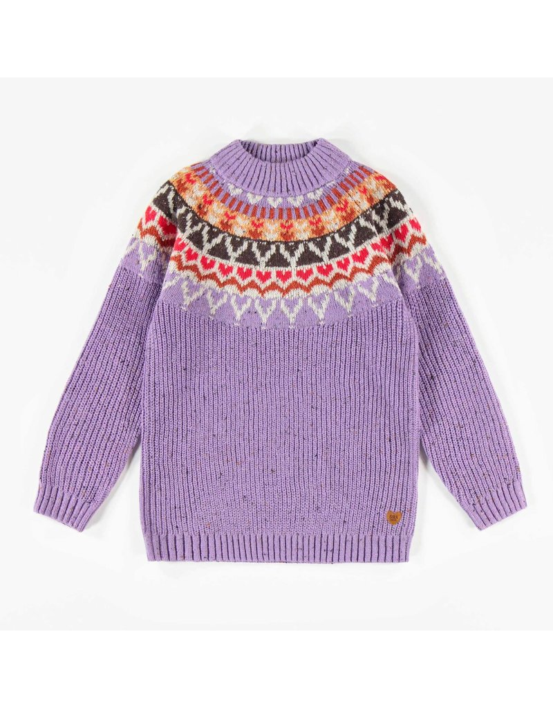 Souris Mini Mockneck Sweater