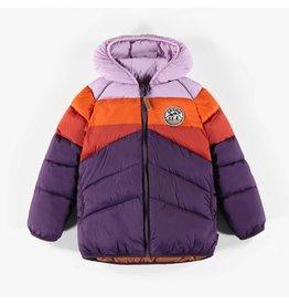 Souris Mini Colourblock Puffer Coat