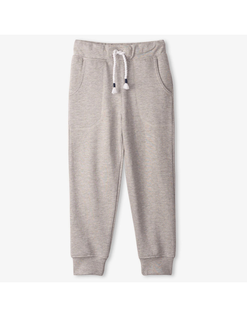 Hatley Athletic Grey Slim Fit Jogger