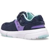 Saucony Jazz Lite 2.0 Navy/Purple/Turquoise