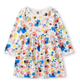 Tea Collection Floral Baby Dress