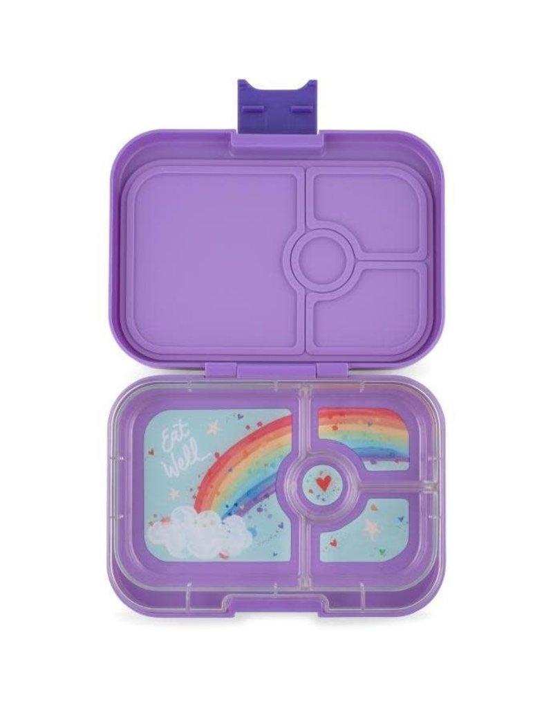 Panino - 4 Compartment Dreamy Purple