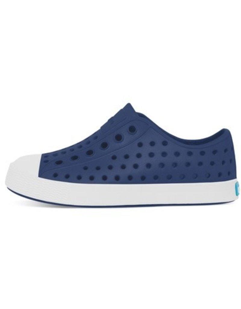 Native Regatta Blue Jefferson Shoes