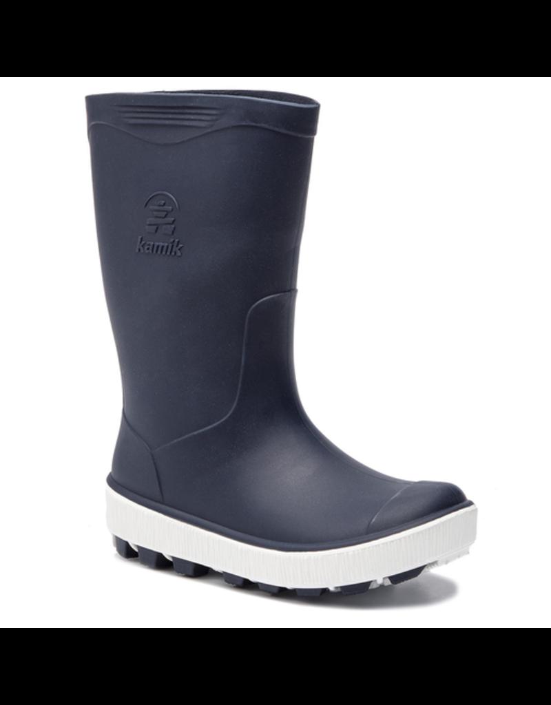 Kamik Navy Riptide Rain Boots