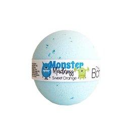 Monster Madness Mini Natural Bath Bomb