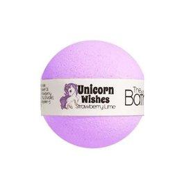 Unicorn Wishes Mini Natural Bath Bomb