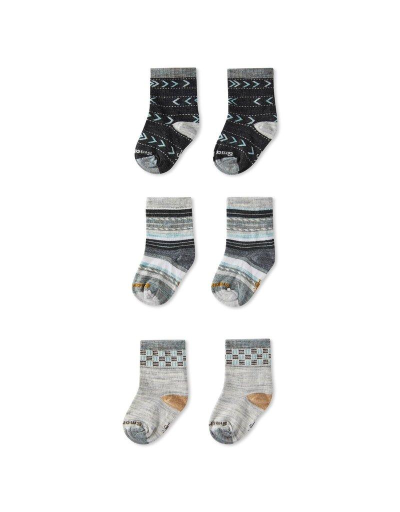 Smartwool Ash Toddler Trio Socks